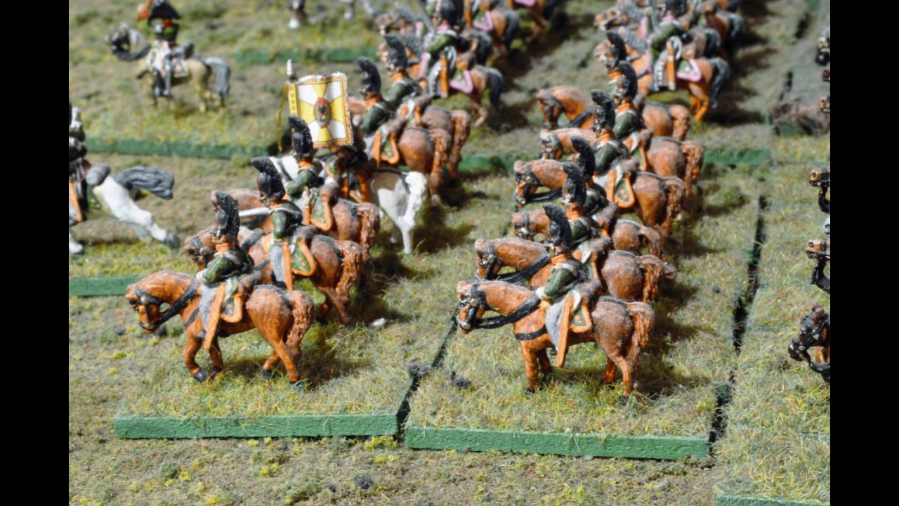 15mm Diorama Battle of Borodino
