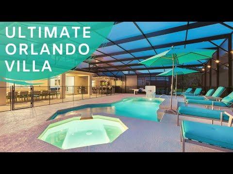 Ultimate Orlando Villa - SR_910R | Solterra Resort | Florida Vacation Homes