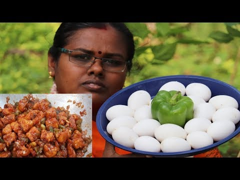 Delicious Egg Manchurian Recipe Prepared my Wife / Food Money Food