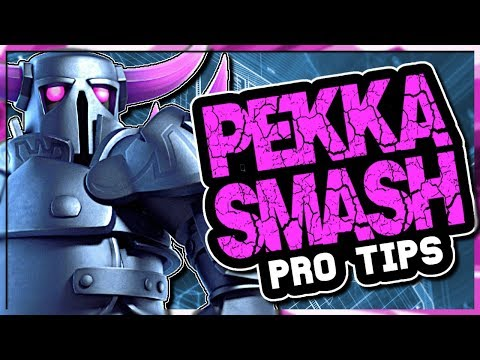 HOW TO PEKKA SMASH | PRO TIPS | TH10 - TH11 WAR ATTACK STRATEGY | Clash of Clans