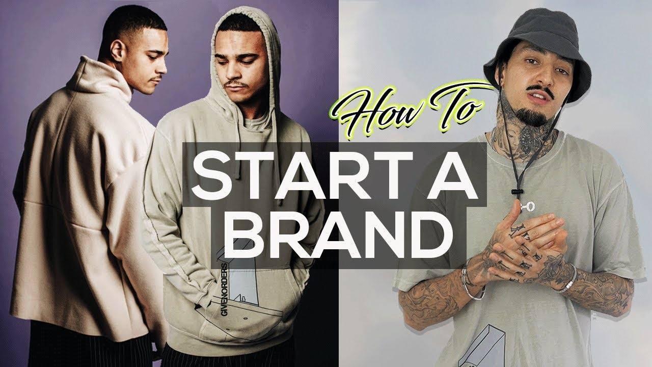 How To Start A Clothing Brand In 2018 My Experience