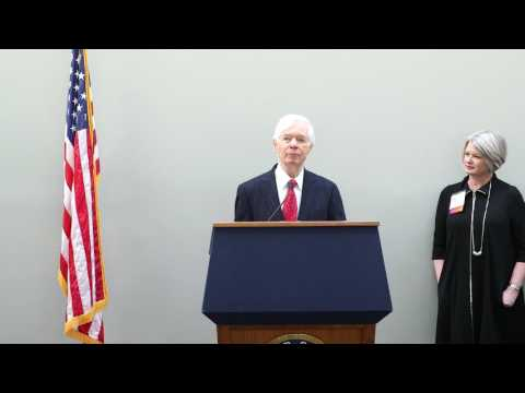 Sen. Thad Cochran (MS) speaks at Museums Advocacy Day 2017