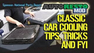 Classic Car Cooling Tips and Tricks Episode 222 Autorestomod