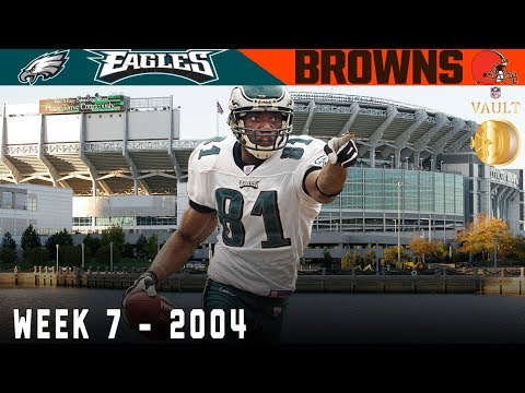 [Highlights] Week 7 2004- Former teammates Jeff Garcia and Terrell Owens, now on separate teams, trade big play after big play in an overtime interconference thriller