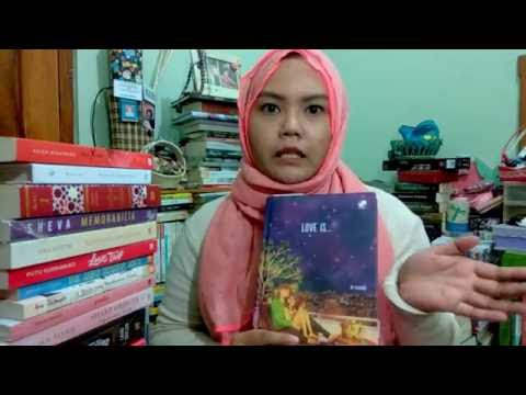 Book Review: Love Is by Puuung | Booktube Indonesia