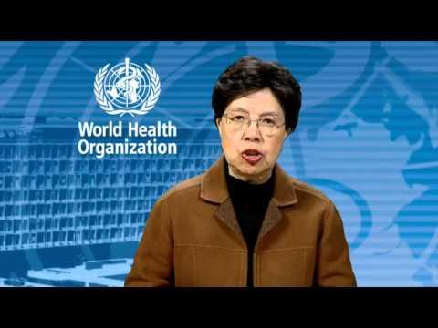 WHO's Margaret Chan congratulates UNIDO on its 50th Anniversary