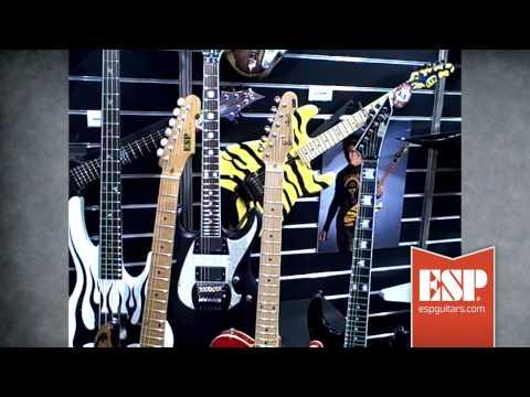 ESP Guitars: Richard Z. Kruspe (Rammstein) Interview -- Oct 2011
