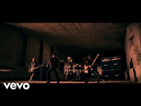 LOUDNESS - 「The Sun Will Rise Again」MV