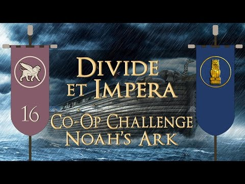 Total War: Rome II (DEI Co-Op Challenge: Noah's Ark) - Parthia & Arachosia - Ep.16 - Amul!