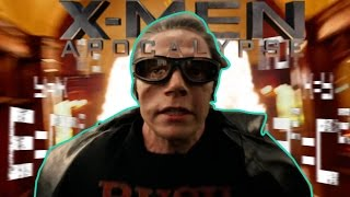 Quicksilver Scene HD - X Men Apocalypse 2016