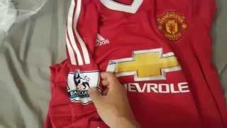 Gogoalshop.com Manchester United 15/16 Home Jersey