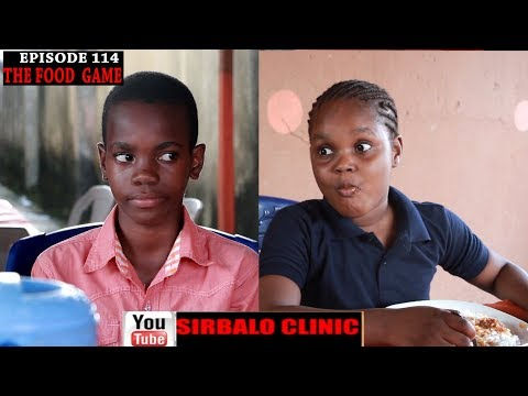 SIRBALO CLINIC - THE FOOD GAME ( EPISODE 114 )