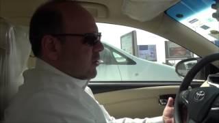 تجربة تويوتا افالون 2013 قيادة حسن كتبي جدة