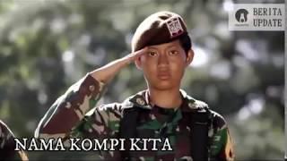 Video lagu mars infanteri semerah darah sebening air mata download MP3, 3GP, MP4, WEBM, AVI, FLV April 2018