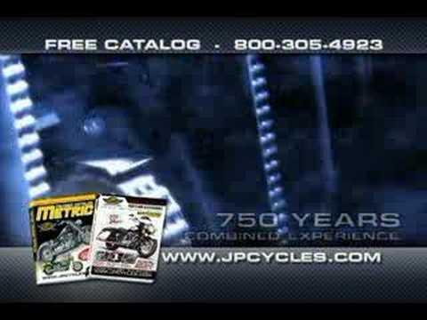 J&P Cycles Huge Catalogs