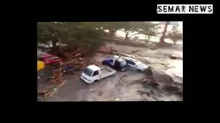 Video #gempa#tsunami                                        Detik-detik Gempa Tsunami di Palu dan Donggala download MP3, 3GP, MP4, WEBM, AVI, FLV November 2018