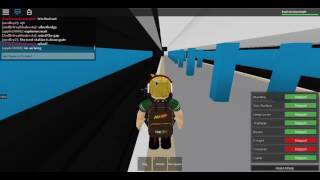 Mind The Gap ROBLOX CROSSRAIL STATION!!!!