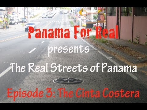 PFR Presents The Real Streets of Panama, Episode 3, The Cinta Costera