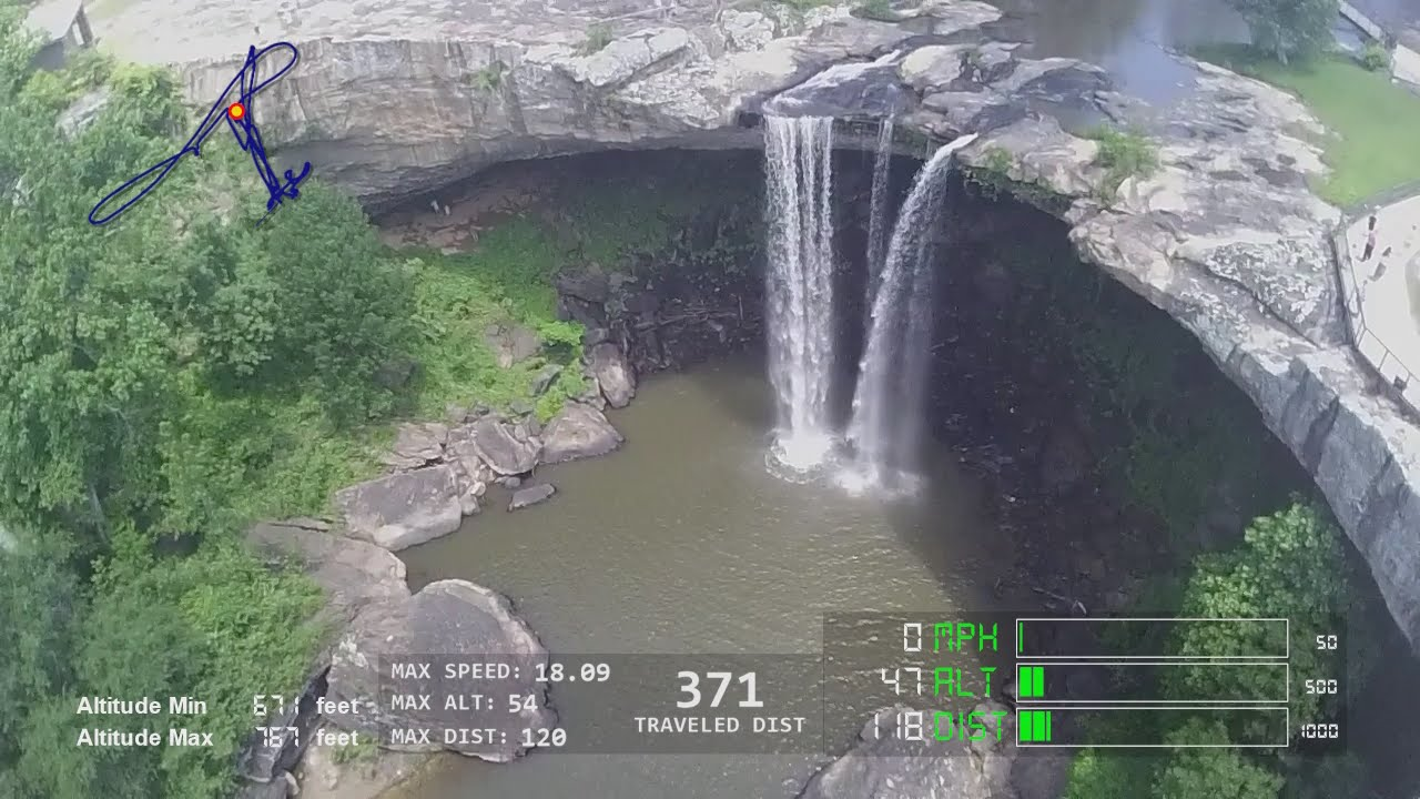 Noccalula Falls - Gadsden, Alabama - May 23, 2015 - YouTube