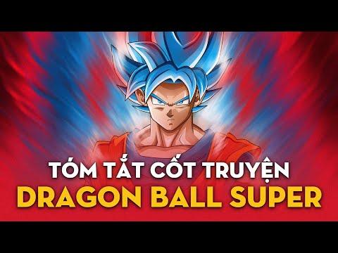 TÓM TẮT DÒNG THỜI GIAN DRAGON BALL SUPER