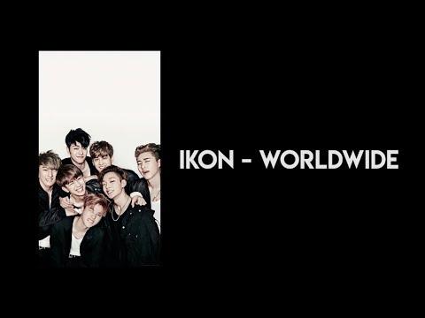 IKON - Worldwide JP Ver. (Kan/Rom/Eng Lyric)