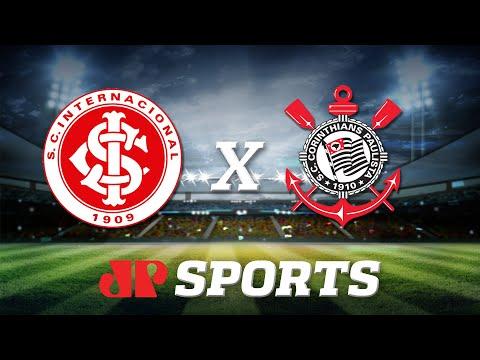 AO VIVO - Corinthians x Internacional - 21/01/20 - Copa São Paulo - Futebol JP