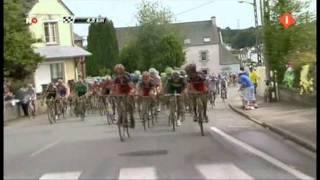 Tour de France , 2011 , etappe 4