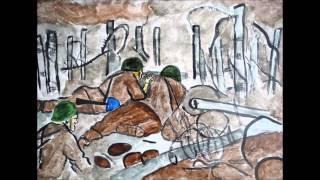 Конкурс рисунков Война глазами детей