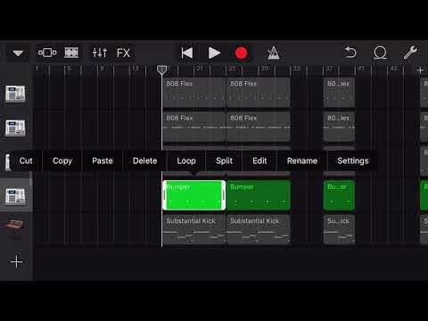 Making A Beat: XXXTentacion - SAD! | GarageBand iOS Tutorial!