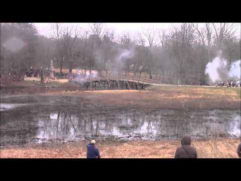 Battle of Concord Reenactment April 20, 2015