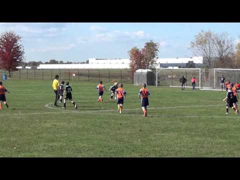 PSC Coppa Future vs Delaware Union Orange 4:3