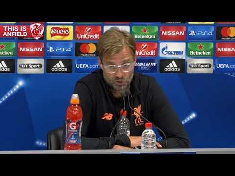 Jurgen Klopp on the influence of Champions League football on transfers