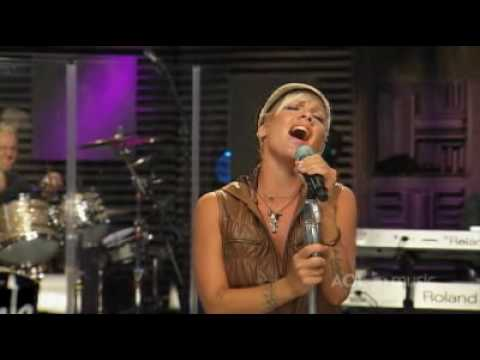 Pink - Sober - AOL Sessions