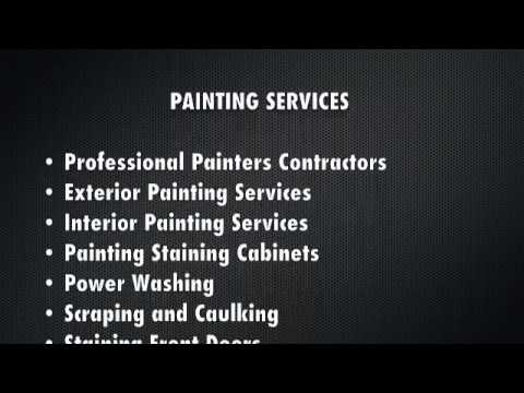 Exterior Painting Dallas | Exterior Paiting Contractors | Exterior Painters