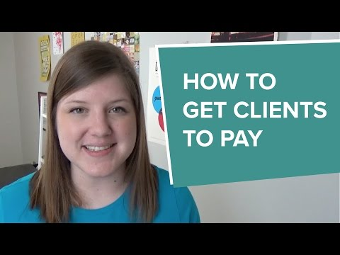 How to Invoice Clients as a Freelancer and Get PAID