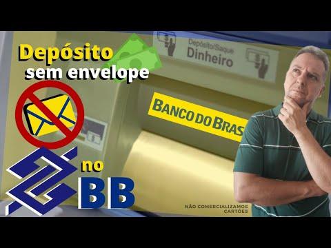 💳Depósito Sem Envelope Nos Caixas Do Banco Do Brasil. Testamos Esta Tecnologia.🔝👍