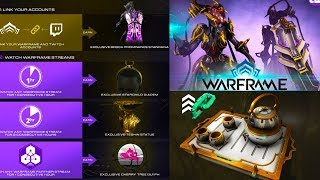 Warframe | EVERYTHING FREE Right Now!