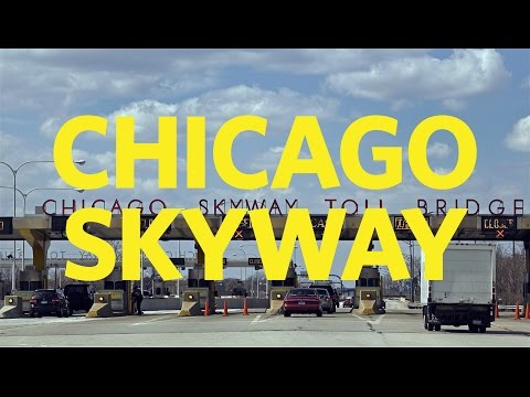 Chicago sold the Chicago Skyway for $1.8 billion