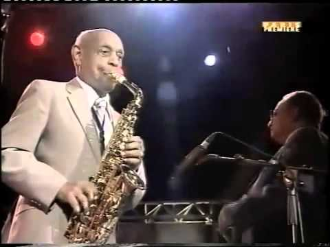 Count Basie Orchestra with Benny Carter
