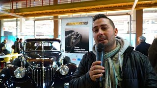 AUTOMOTORACING e AUTOMOTORETRO' 2018 - Lingotto Fiere Torino | ForMusicTV