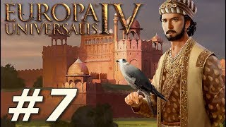 Europa Universalis IV: Dharma | True Heir of Timur - Part 7