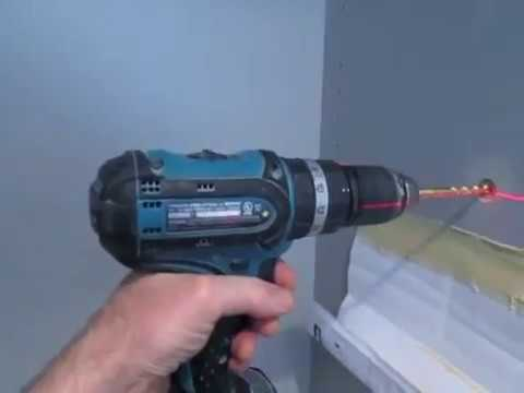 How To Installing Kitchen Cabinets With Bosch Laser Level Gll2 40