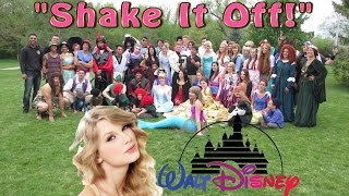 TAYLOR SWIFT AND DISNEY PRINCESSES UNITE!! (SNEAK PEEK)