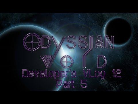 Odyssian Void Developer's VLog 12 Part 5: Conceptual Topic: Economic System