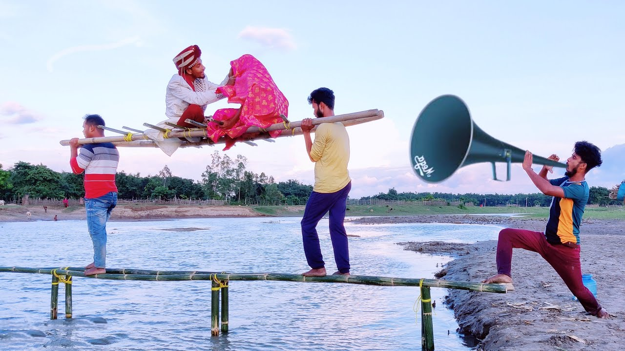 Funniest Comedy video 2021 Episode-87 amazing comedy video 2021 bindas fun bd