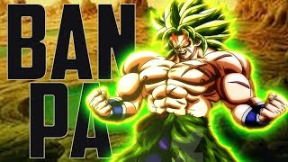 BROLY Is Found On Planet BANPA! Dragon Ball Super Movie 2018 Exclusive