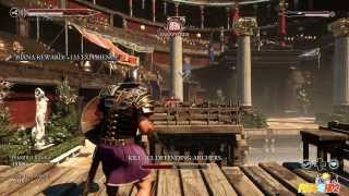 Ryse: Son of Rome - Online Coop Match #4 - with MichaelXboxEvolved