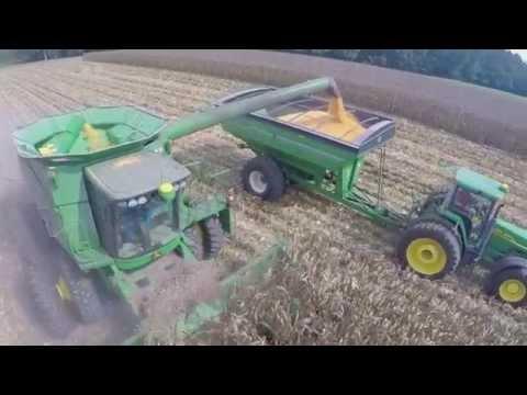 Robert Naylor FarmsCorn 2015