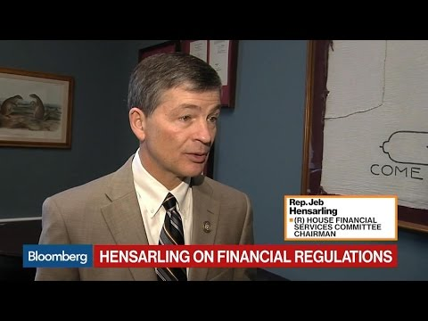 Rep. Hensarling Expects Rollback of Fiduciary Rule