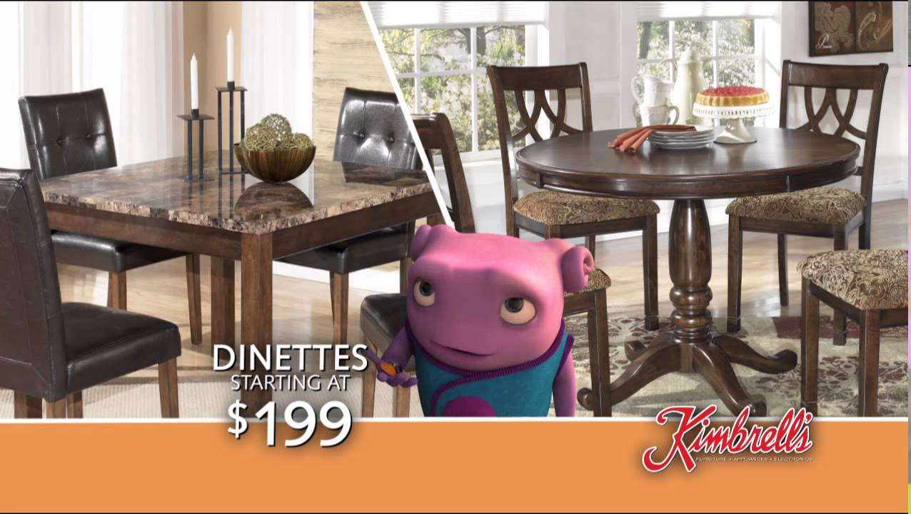 Kimbrells Dreamworks HOME Commercial 2   YouTube